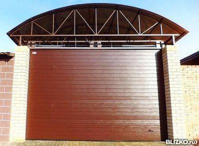 Купить уличные ворота в екатеринбурге автоматика для ворот во дворе