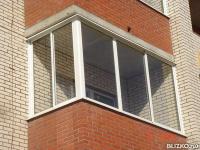 Остекление балконов в самаре.