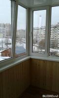 Остекление балконов с распашной конструкцией, виды остеклени.