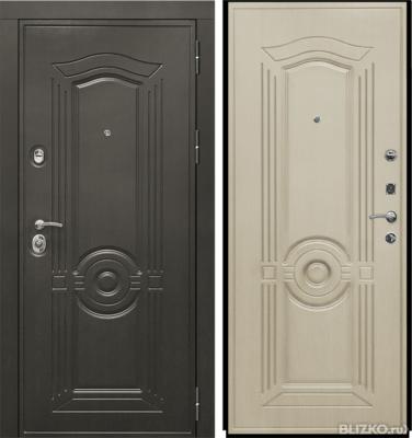 купить стандартную железную дверь