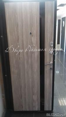 толстые стальные двери 5 мм