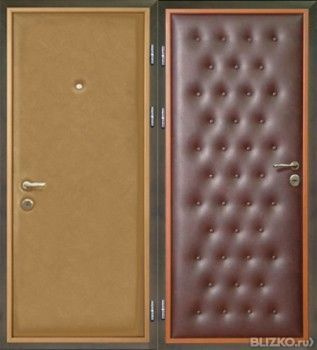 металлические двери 15 руб км
