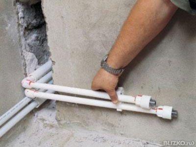 Сантехника из пластиковых труб своими руками 67