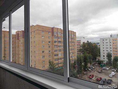 Алюминиевое остекление балконов крыша остекление балконов маленьких фото