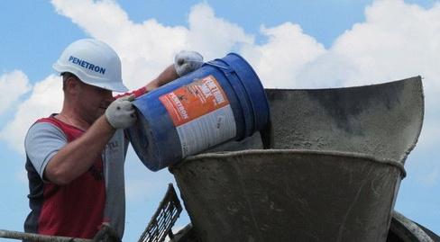 Нормы для приготовления бетонной смеси бура для бетона