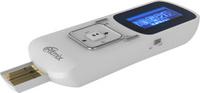 Цифровой плеер Ritmix RF-3490 4GB White
